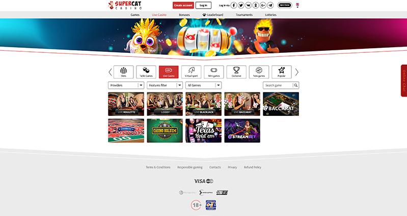 SuperCat-Casino-Live-Casino
