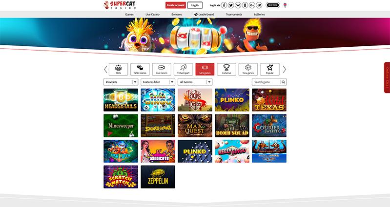 SuperCat-Casino-Mini-Games