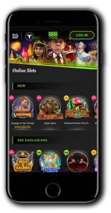 888Casino Desktop No Deposit Bonus