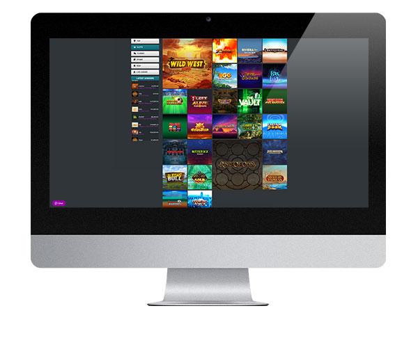 21Prive Casino desktop
