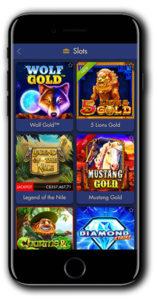 Bondibet Casino mobile