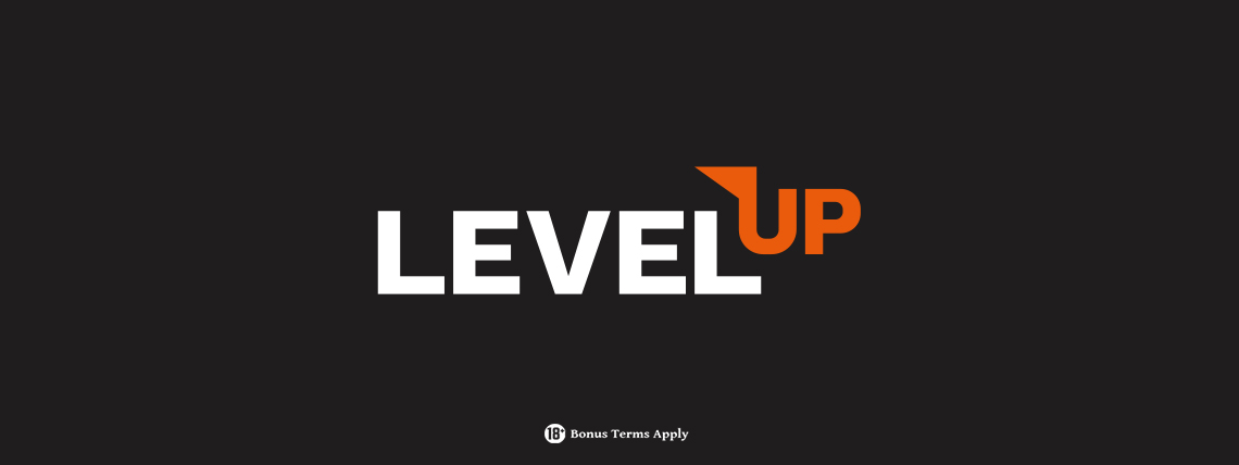 LevelUp Casino logo