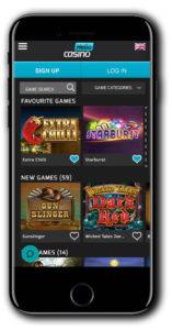 Hello Casino Mobile
