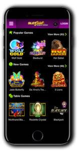 SlotJoint Casino Mobile