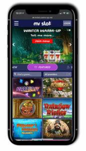 Mr Slot Casino Free Spins