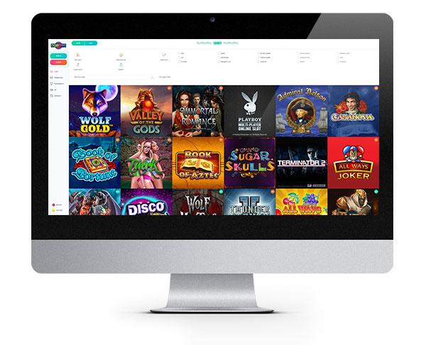 Spinia online Casino No Deposit