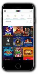 Spinia mobile Casino No Deposit
